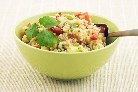 Quinoa Salad - Gluten Free