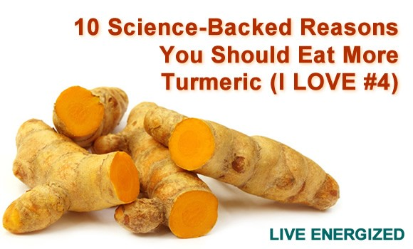 turmeric benefits: 10 science backed benefits